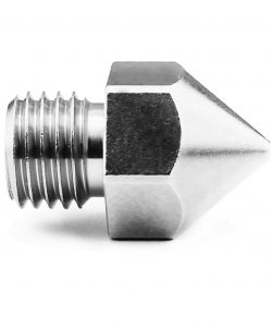 Micro Swiss Plated Wear Resistant Nozzle for Creality CR-10s PRO - 0 60mm